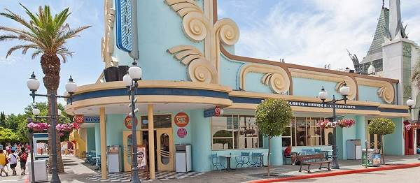Hollywood Boulevard Parque Warner