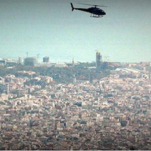 Traslados en helicóptero desde Barcelona para la F1