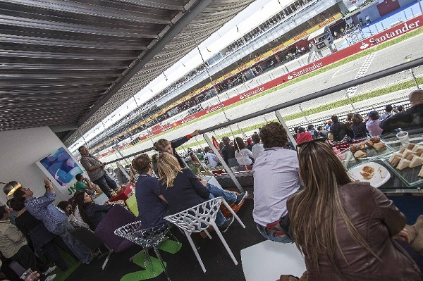 Entradas VIP F1 Catalunya