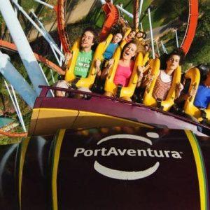 Inicio de temporada Port Aventura 2017