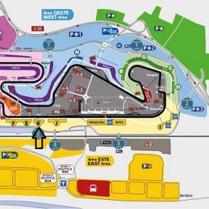 Tribuna K Fórmula 1 – Circuit de Catalunya