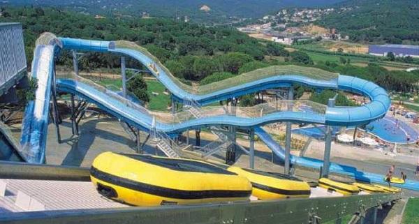 Atracciones Water World Lloret de Mar