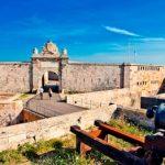 Fortaleza La Mola Menorca