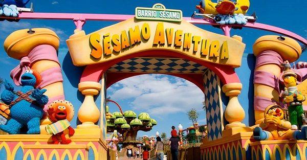Atracciones para niños en Port Aventura