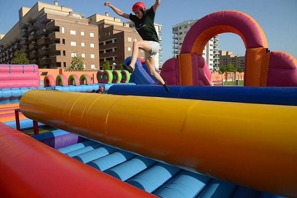 Circuito Wipeout Marina D Or : Semana santa en marina d or hotel entradas