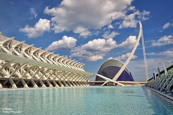 Visitar la Ciudad de las Artes y las Ciencias