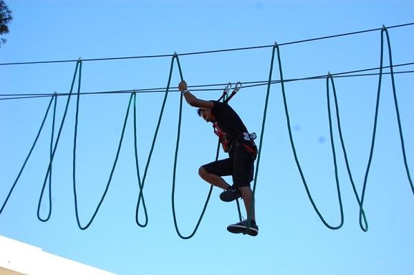 Deportes de aventura en Costa Daurada