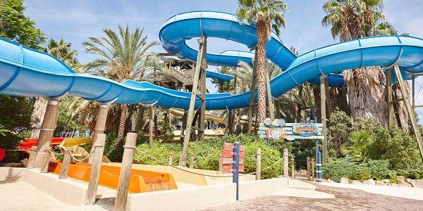 mejores toboganes port aventura aquatic park