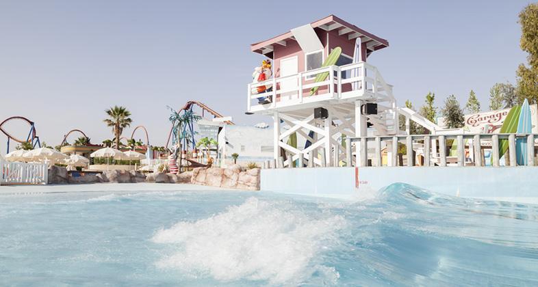 Warner Beach promociones