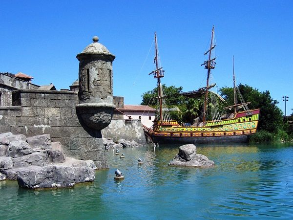 Isla Mágica mejores atracciones