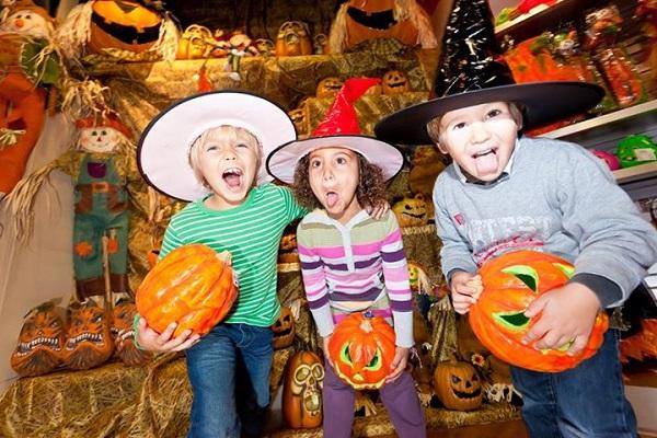 Halloween Port Aventura 2016