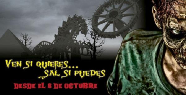 Ofertas Halloween Terra Mítica + Hotel