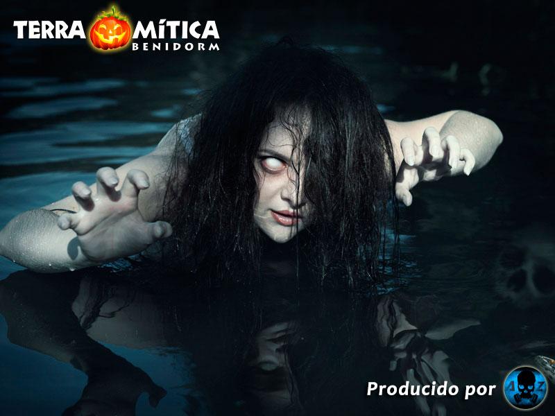 promociones halloween terra mitica