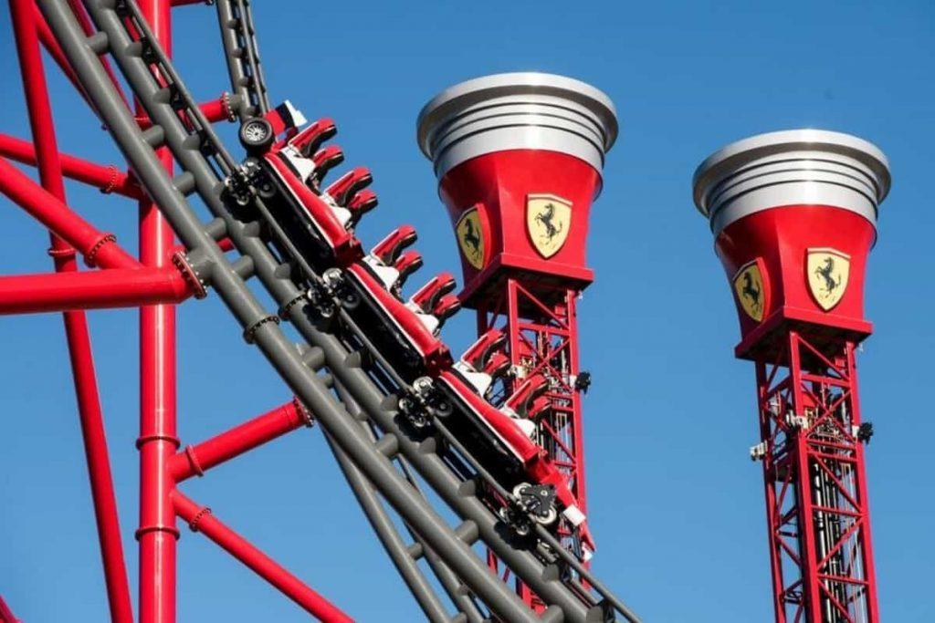 Entradas Ferrariland + Hotel Salou