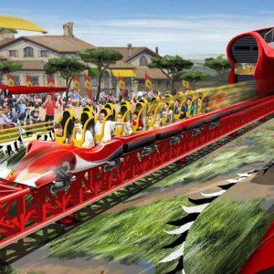 Precio de las entradas a FerrariLand