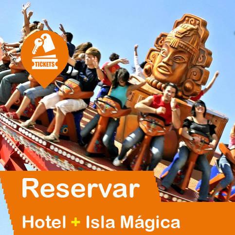 Hotel + Entradas Isla Mágica Sevilla