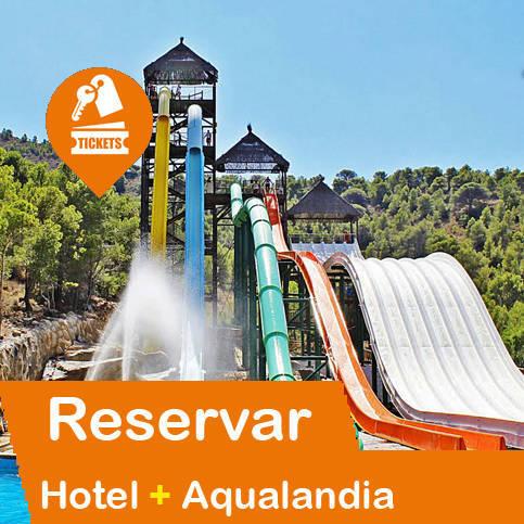 Hotel + Entradas Aqualandia Benidorm