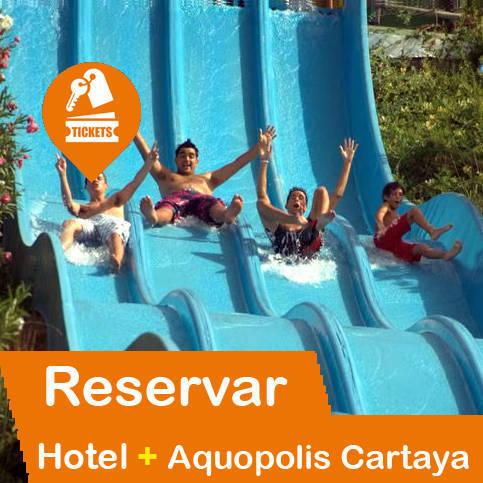 Hotel + Aquopolis de Cartaya