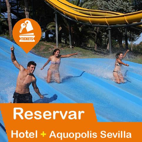 Hotel + Aquopolis de Sevilla