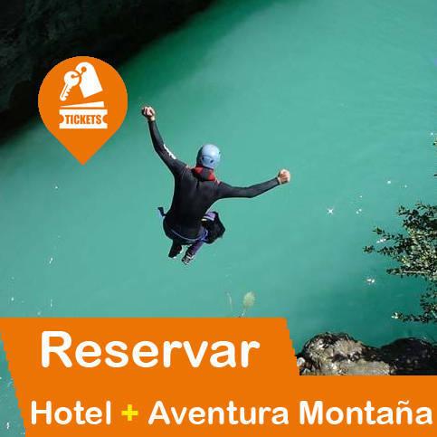 Hotel + Actividades de Aventura en la Montaña