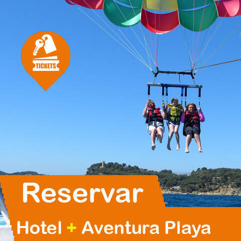 Hotel + Actividades de Aventura en la Playa