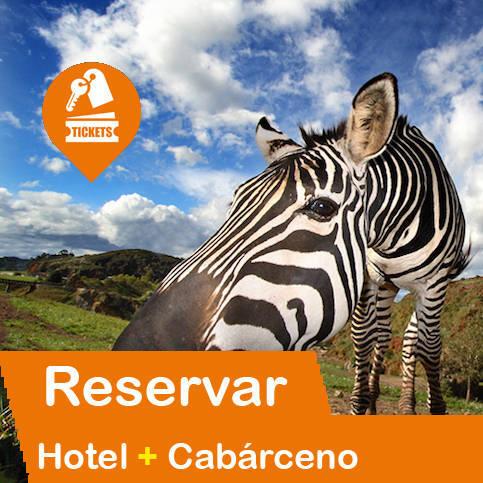 Hotel + Entradas Parque Cabárceno Cantábria