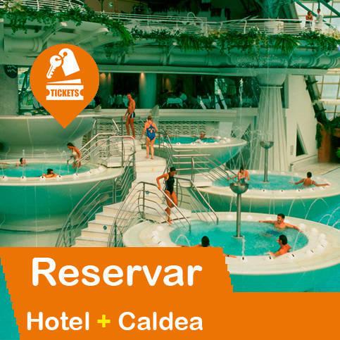 Ofertas Hotel + Entradas a Caldea Andorra