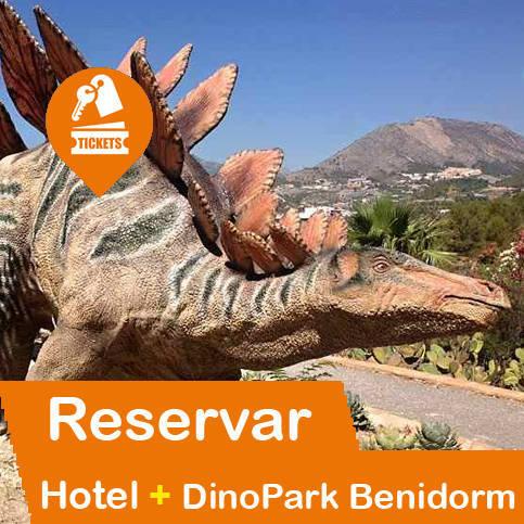 Hotel + Entradas DinoPark Benidorm