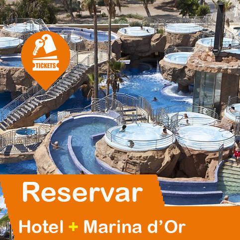 Ofertas Hotel + Balneario Marina d'Or