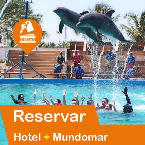 Hotel + Entradas Mundomar Benidorm