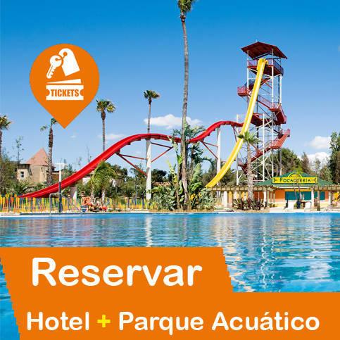 Hotel + Entradas Parque Acuático Caribe PortAventura
