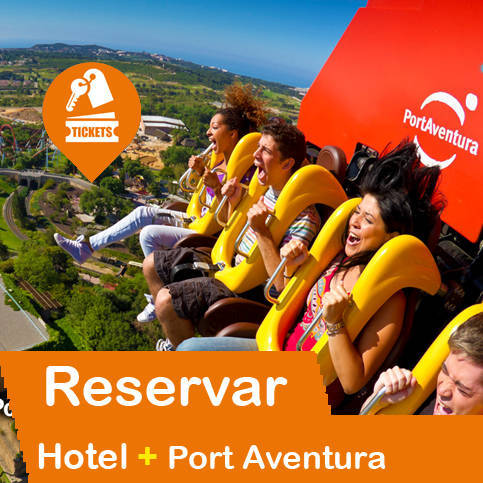Hotel + Entradas Port Aventura Salou
