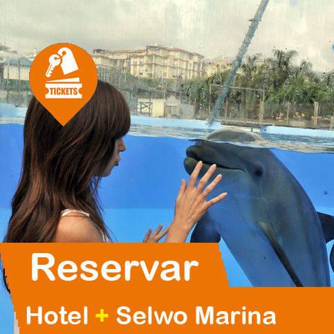 Hotel + Entradas Selwo Marina