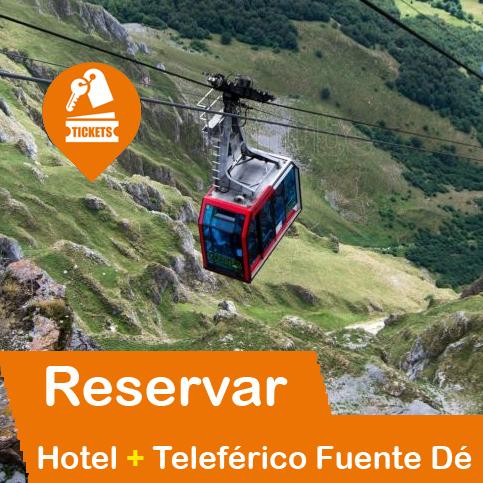 Hotel + Entradas Teleférico Fuente Dé Cantábria