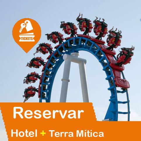 Hotel + Entradas Terra Mítica Benidorm