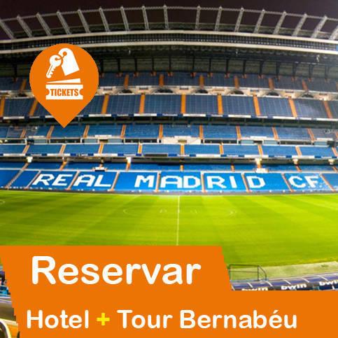 Hotel + Tour Santiago Bernabéu