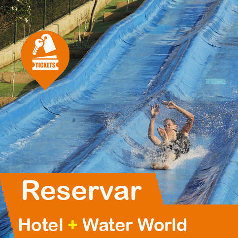 Hotel + Entradas Water World Lloret de Mar