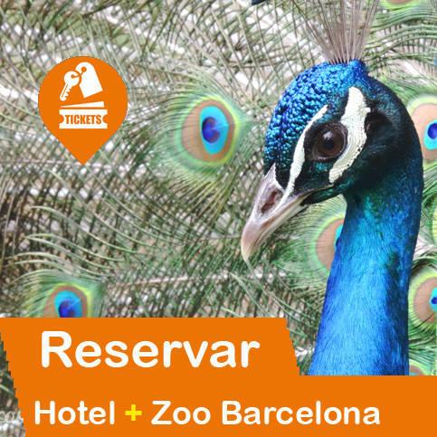 Hotel + Entradas Zoo de Barcelona