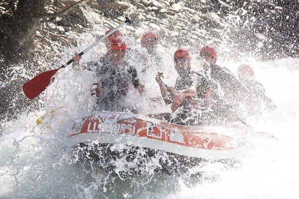 Ofertas Hotel + Rafting Pirineo Catalán