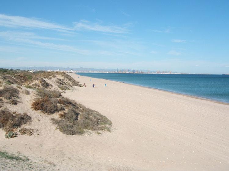 Mejores playas valencia