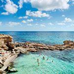 Playas en Formentera