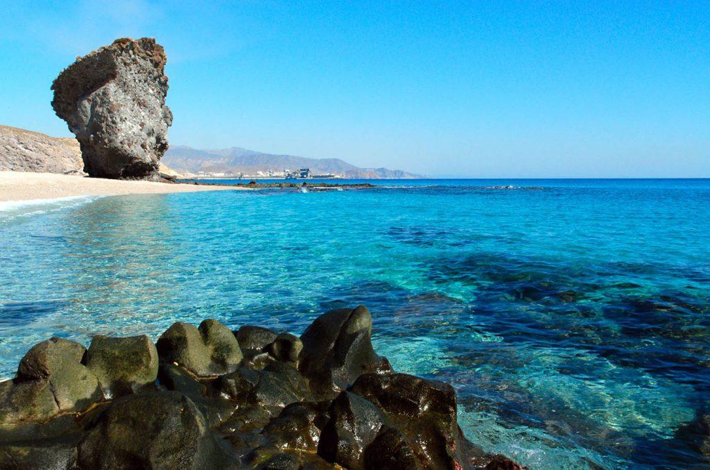snorkel Almería
