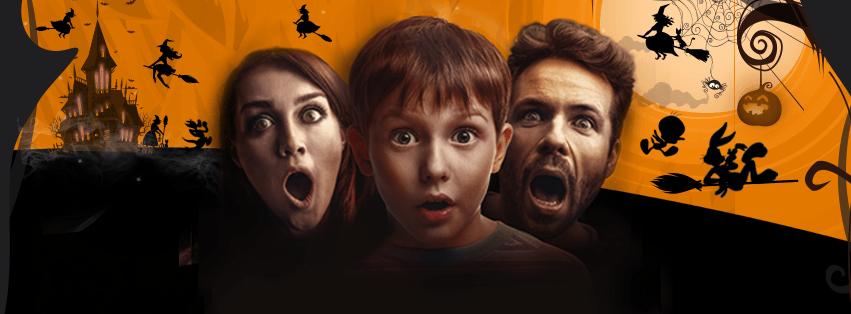 Ofertas Halloween Parque Warner 2017
