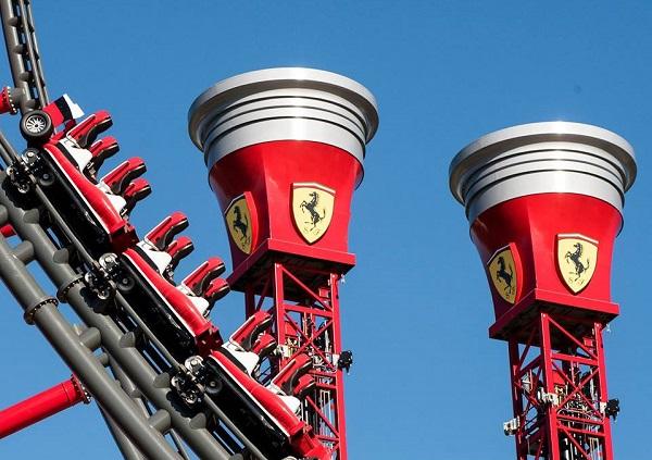 Ofertas Halloween Ferrari Land 2017