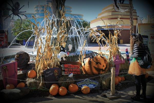 Ofertas Hotel + Entradas Parque Warner Halloween