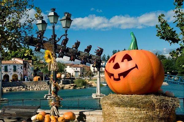 Ofertas Hotel + Entradas Port Aventura Halloween