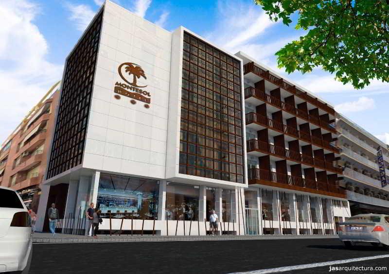 Hotel Montesol M S Entradas Terra M Tica Benidorm Hotel