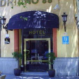 Hotel Adriano Hotel más entradas Aquopolis Sevilla