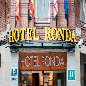Hotel Ronda House más entradas Aquarium Barcelona