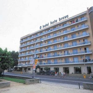 Hotel Festa Brava más entradas Water World Lloret de Mar